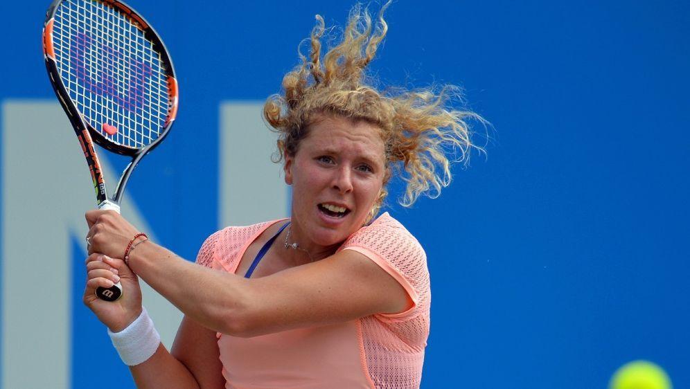 French Open: Friedsam verliert ihr Auftaktmatch - Bildquelle: AFPSIDGLYN KIRK