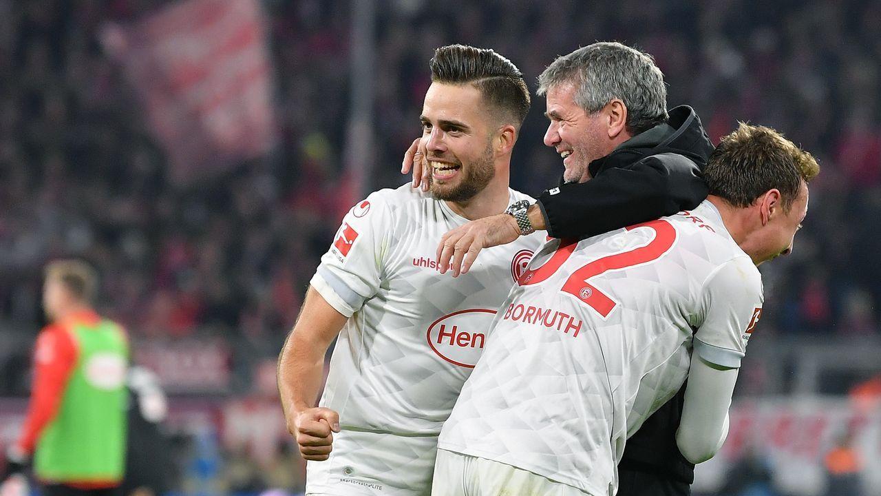 Platz 16 - Fortuna Düsseldorf - Bildquelle: 2018 Getty Images