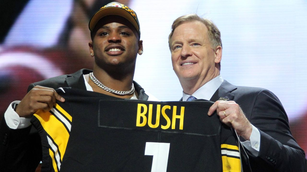 Devin Bush (Inside Linebacker, Pittsburgh Steelers) - Bildquelle: imago
