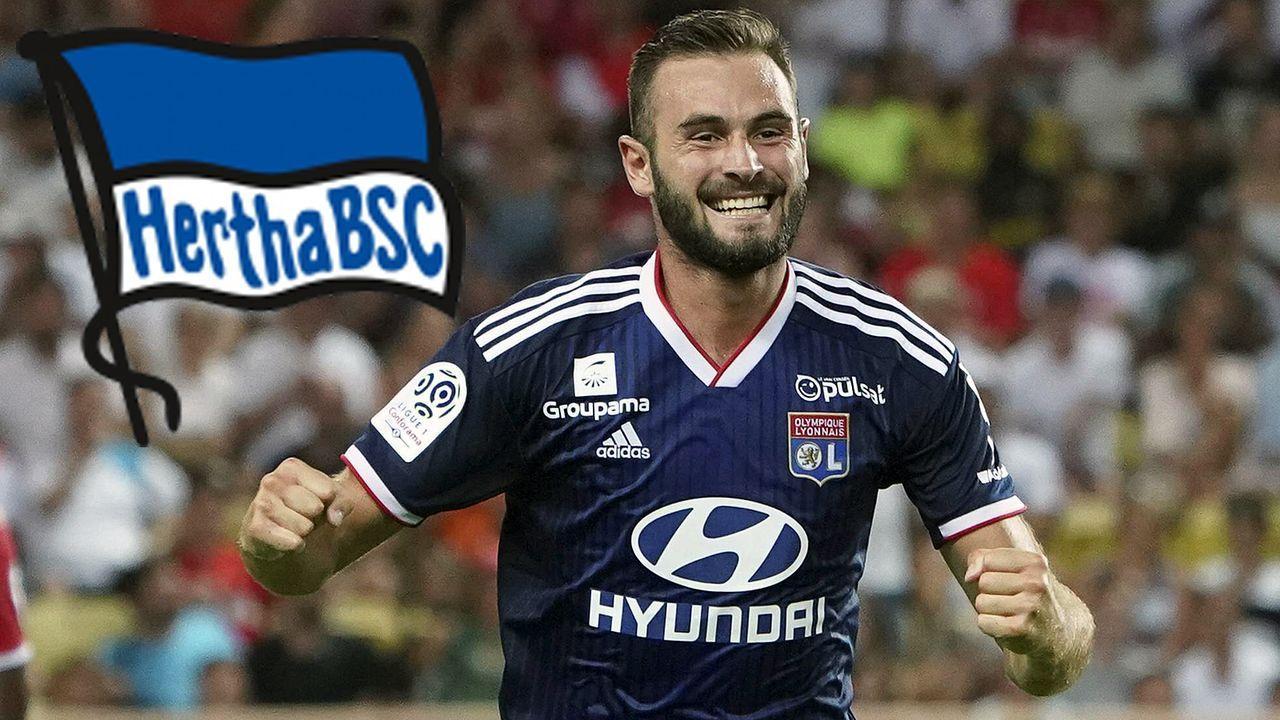 Lucas Tousart (Olympique Lyon) - Bildquelle: imago images / PanoramiC