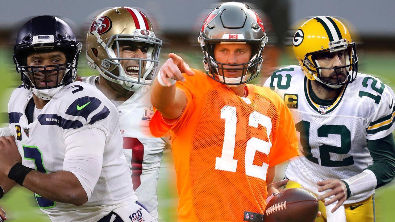 Diese Spieler führen die 32 NFL-Teams als Captain aufs Feld - Bildquelle: Getty Images / imago