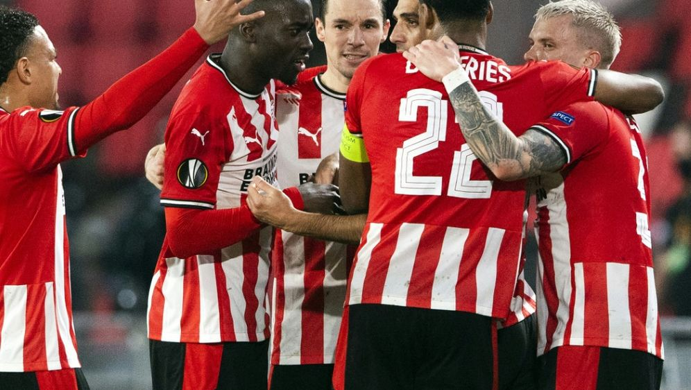 Eindhoven gewinnt gegen Venlo mit 2:0 - Bildquelle: AFPANPSIDOLAF KRAAK