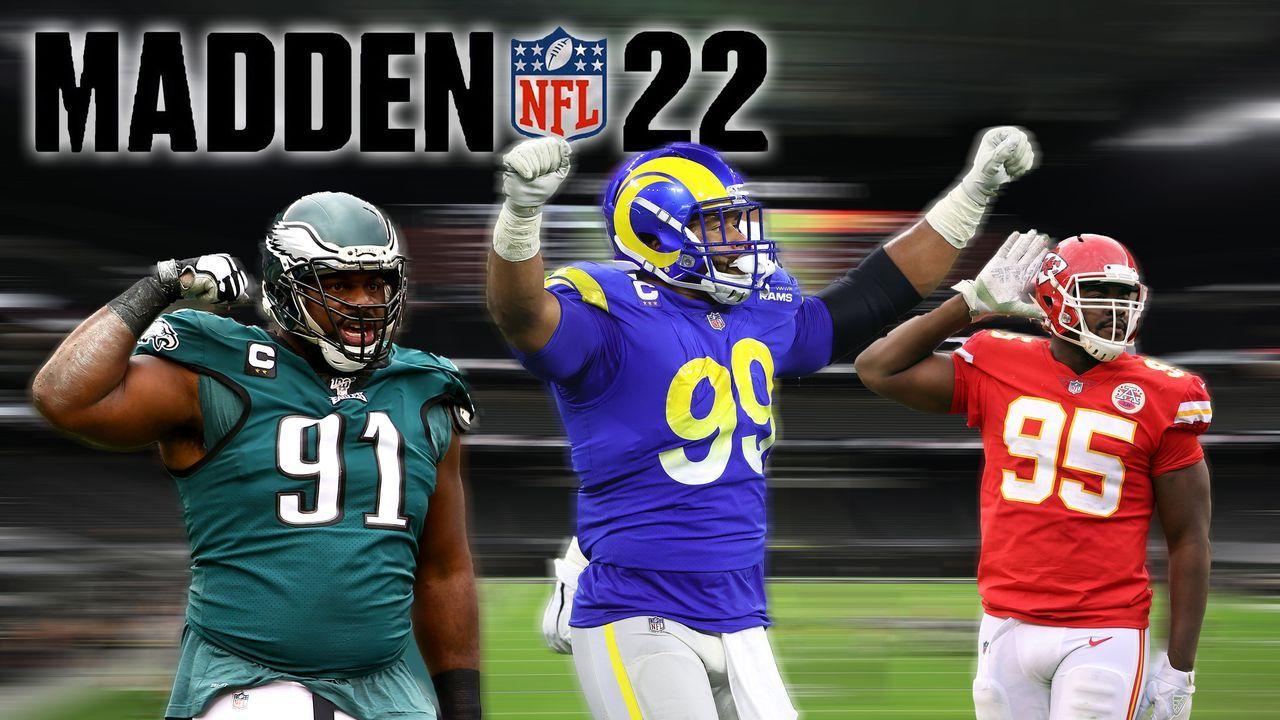Madden NFL 22: Die zehn besten Defensive Linemen - Bildquelle: 2020 Getty Images