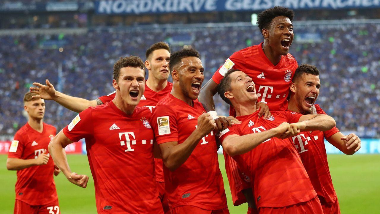Bayern besiegt harmlose Schalker: Die Einzelkritik zum Topspiel - Bildquelle: 2019 Getty Images