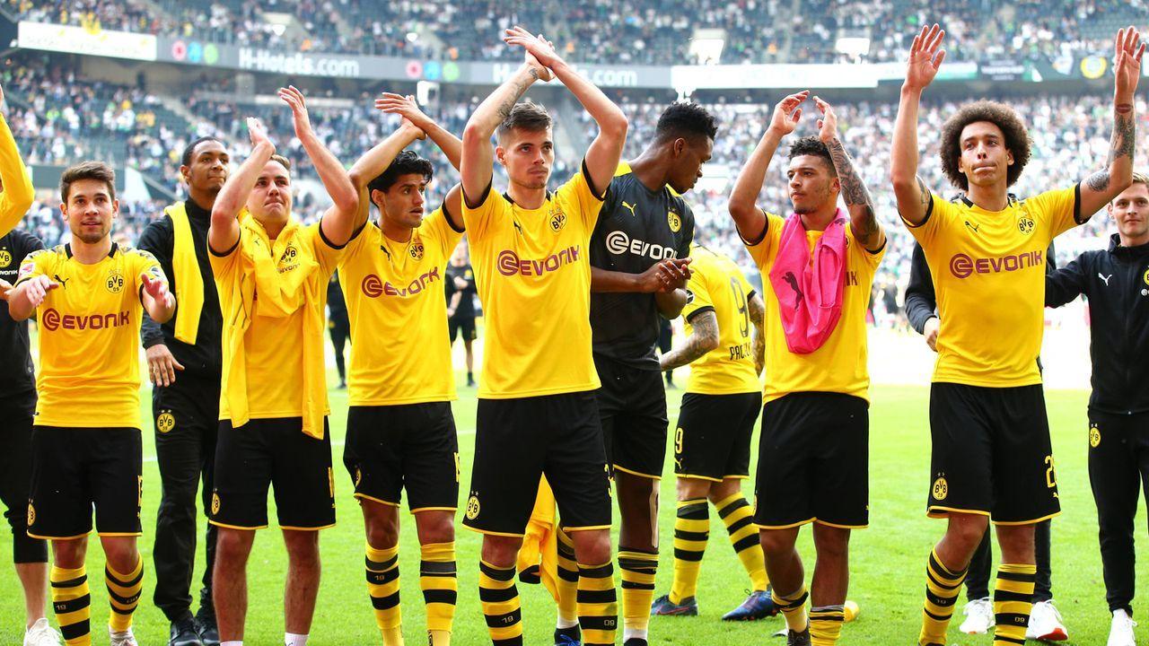 Das verdienen die BVB-Stars in der Saison 2019/2020 - Bildquelle: imago