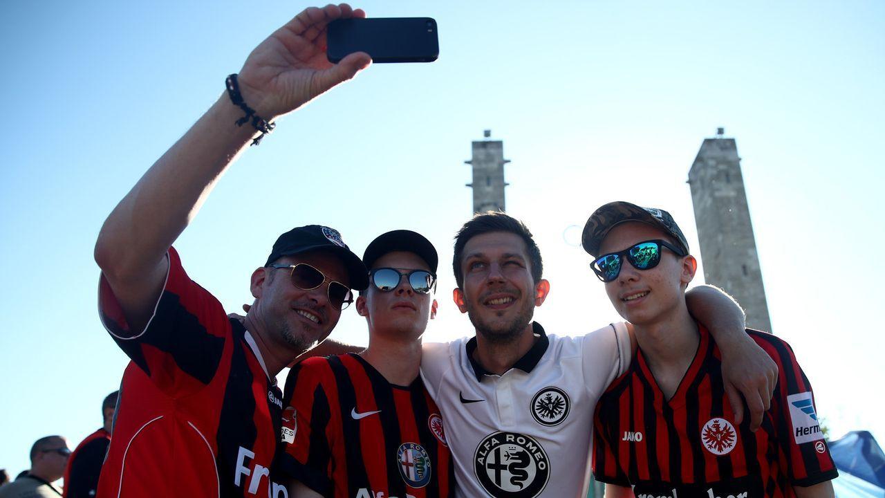 Eintracht Frankfurt  - Bildquelle: 2017 Getty Images