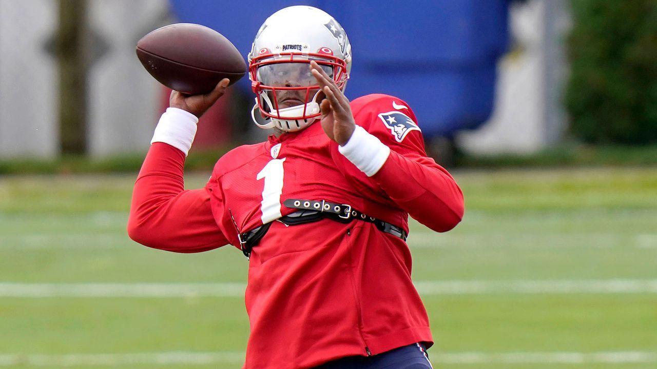 Cam Newton (New England Patriots - Quarterback) - Bildquelle: 2020 Pool