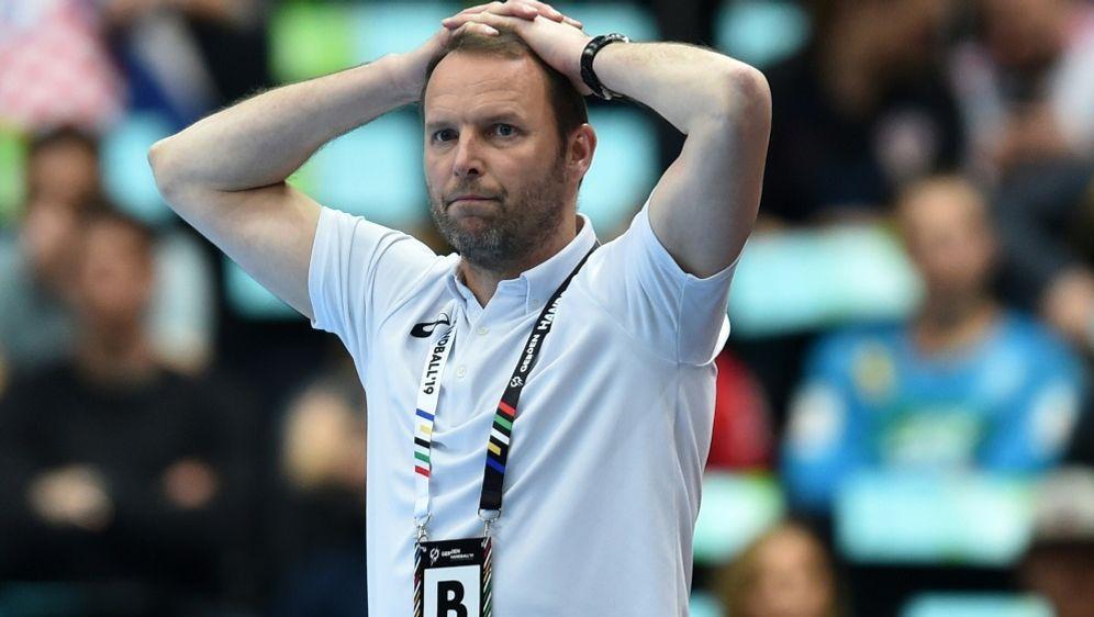 Sigurdsson wartet mit Japan weiter auf den ersten Sieg - Bildquelle: AFPSIDCHRISTOF STACHE