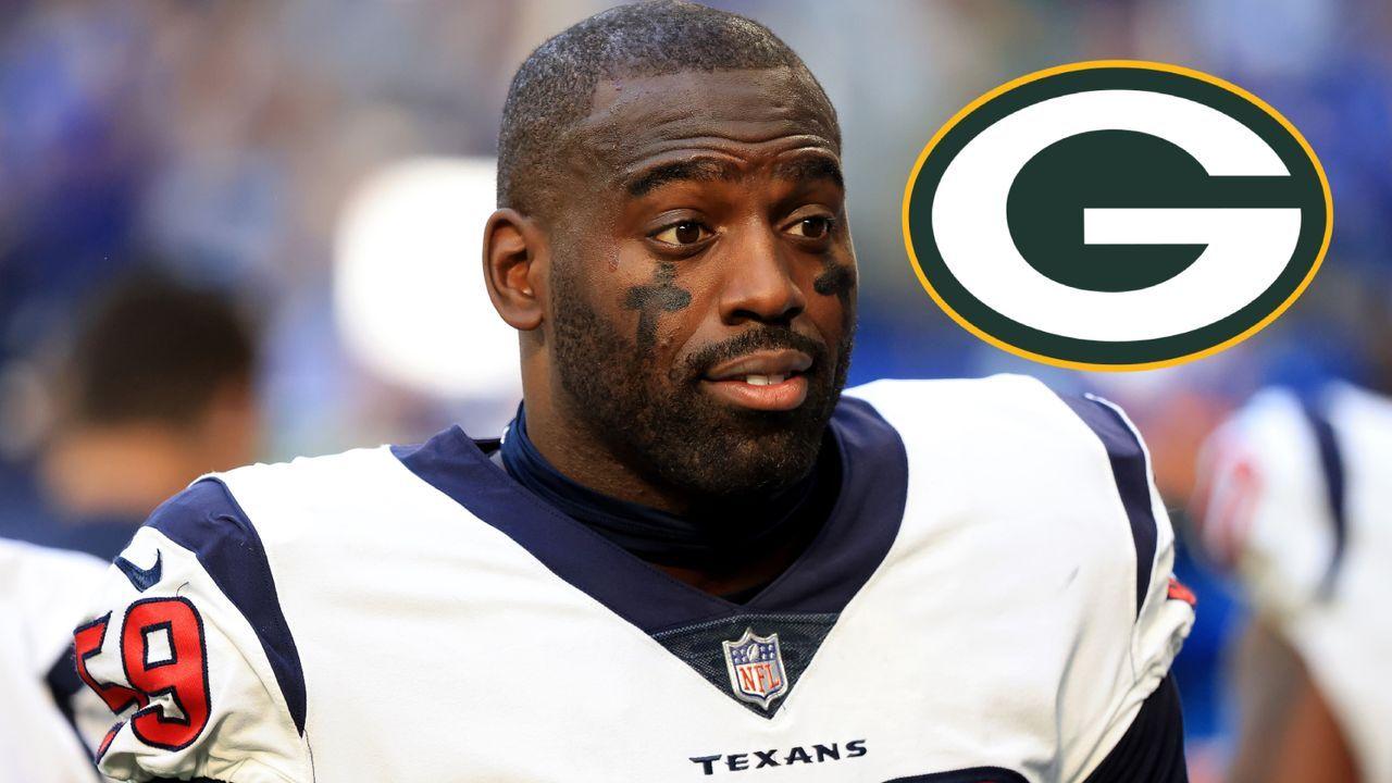 Whitney Mercilus (Green Bay Packers) - Bildquelle: Getty