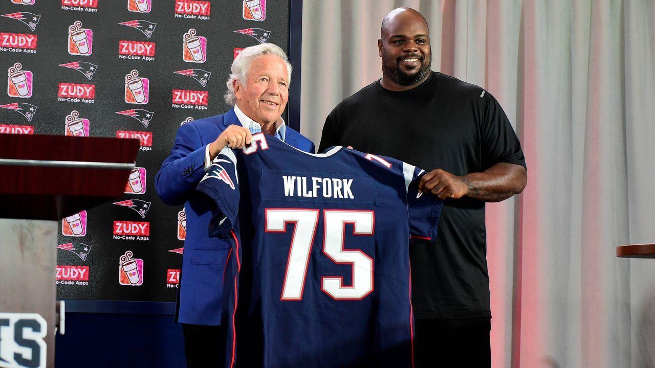Super-Bowl-Ringe verkauft! Patriots-Legende Vince Wilfork vom eigenen Sohn bestohlen - Bildquelle: imago/ZUMA Press