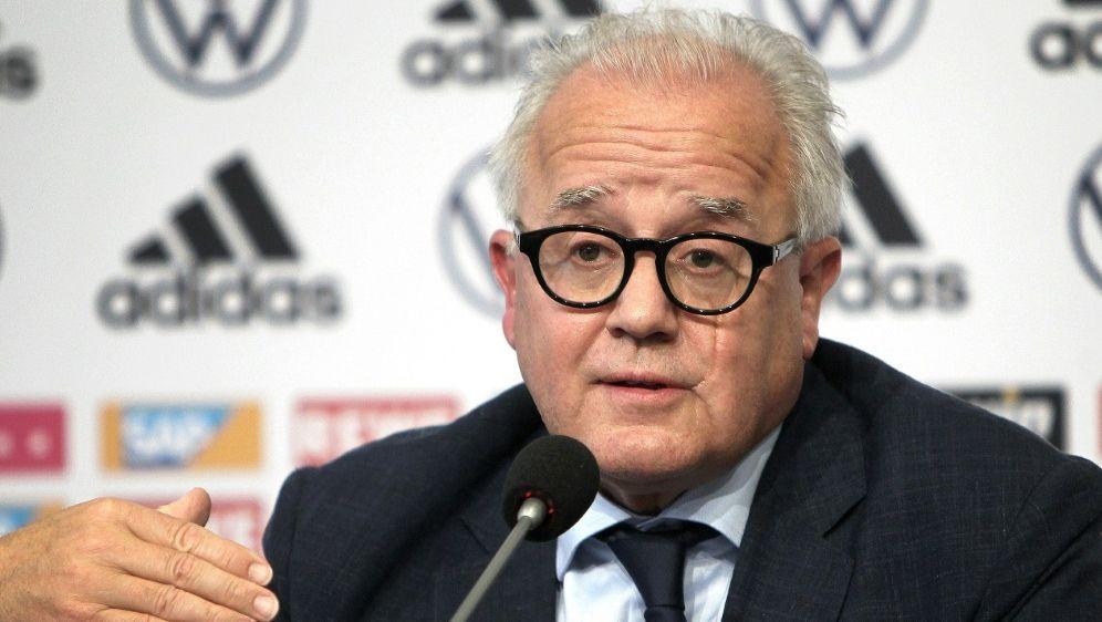 Fritz Keller ist seit September 2019 DFB-Präsident - Bildquelle: AFPSIDDANIEL ROLAND