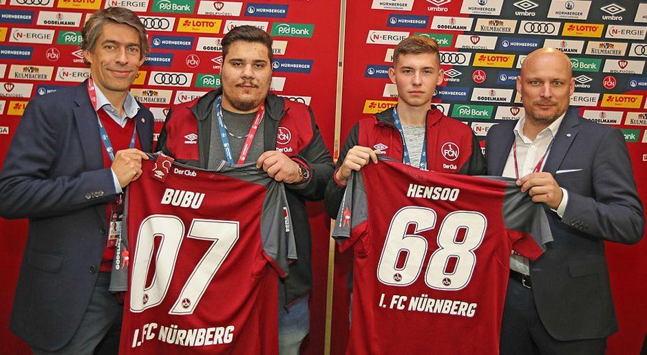 1. FC Nürnberg - Bildquelle: 1. FC Nürnberg