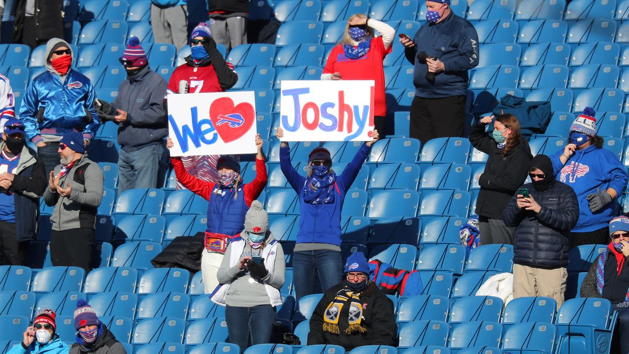 Gewinner: Bills Mafia - Bildquelle: Getty