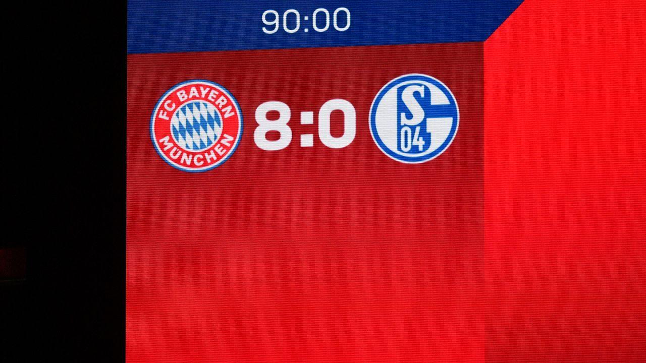18. September 2020: 0:8-Klatsche beim FC Bayern - Bildquelle: imago images/MIS