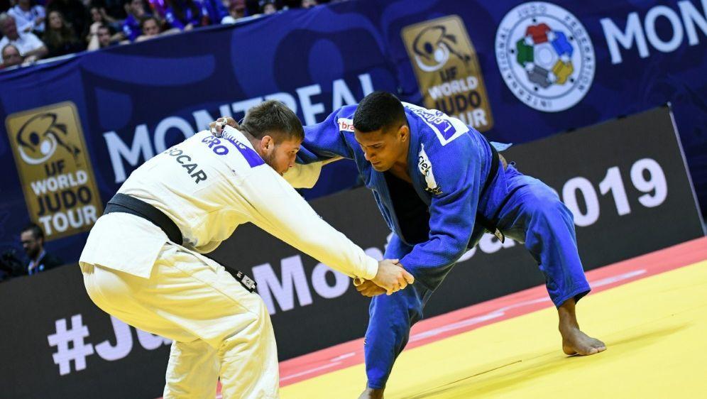Judo: Berliner Trainer zu Haftstrafe verurteilt - Bildquelle: AFPSIDMARTIN OUELLET-DIOTTE