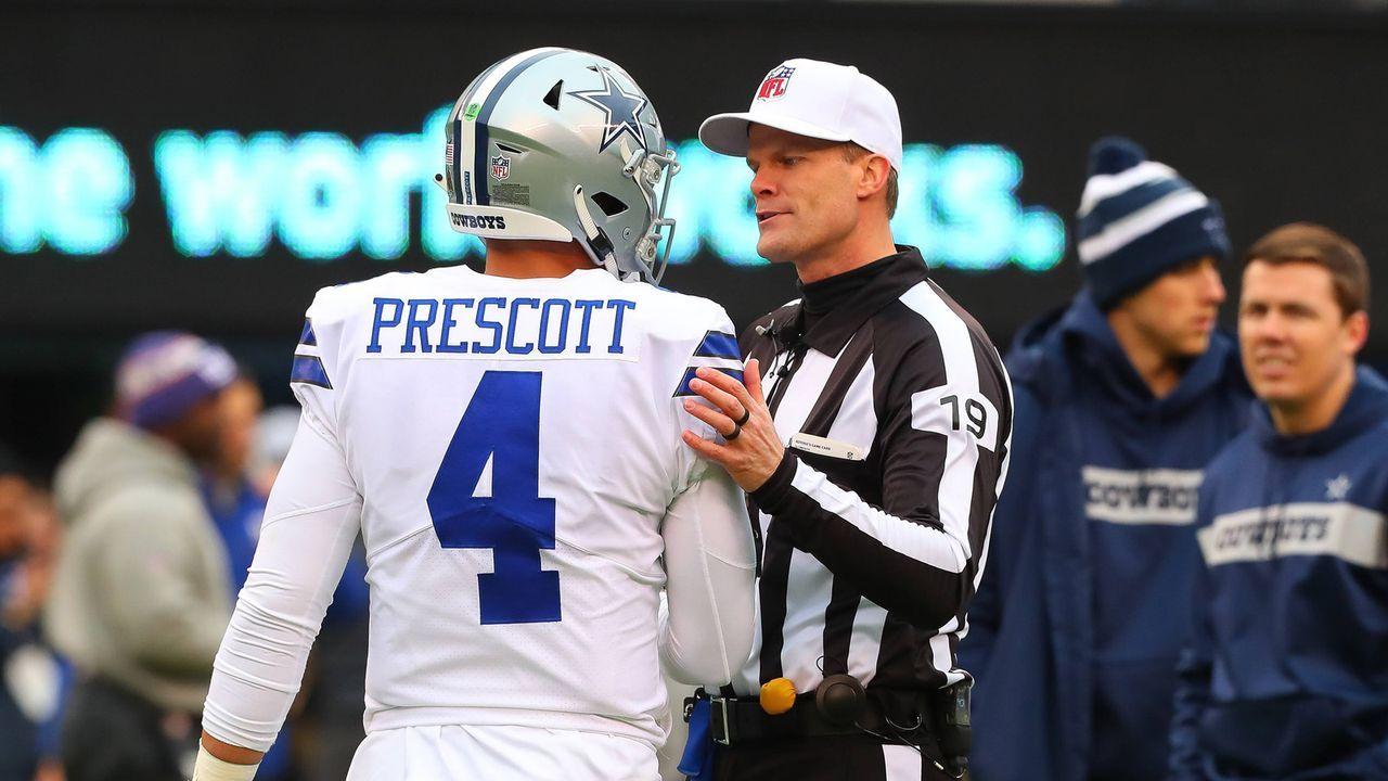Platz 24: Dallas Cowboys - Bildquelle: 2016 Getty Images