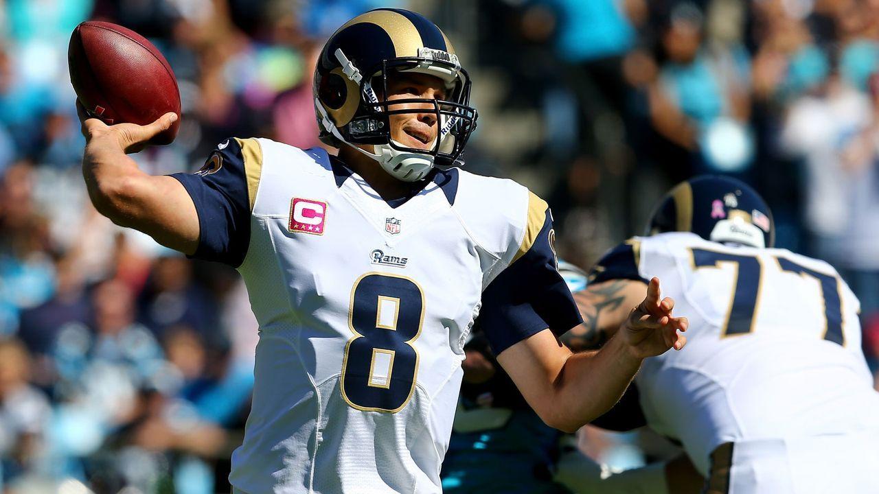 Sam Bradford (St. Louis Rams) - Bildquelle: Getty Images