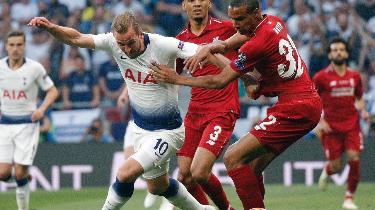 Harry Kane (Tottenham Hotspur) - Bildquelle: Imago