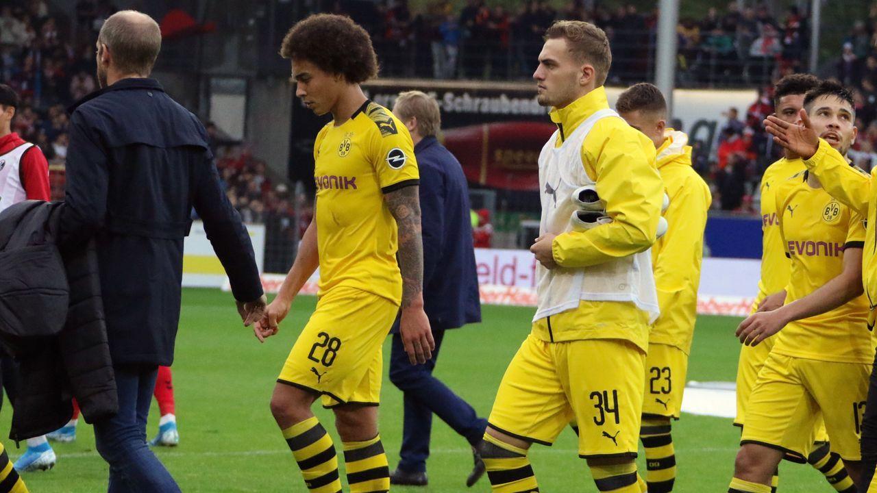 These 3: BVB hat seine Auswärtsstärke aus der Vorsaison verloren - Bildquelle: imago images/Eibner