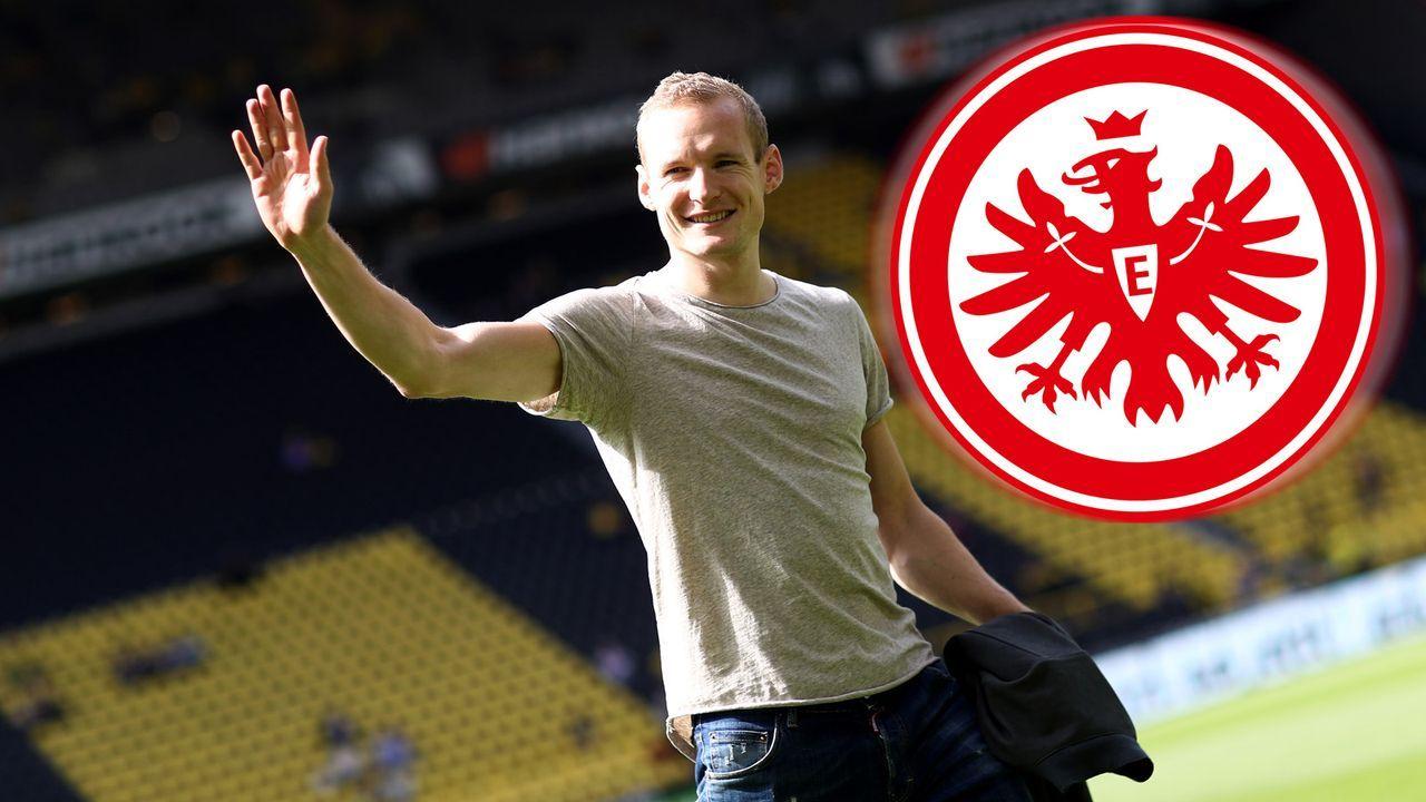 Sebastian Rode (Eintracht Frankfurt)  - Bildquelle: Getty