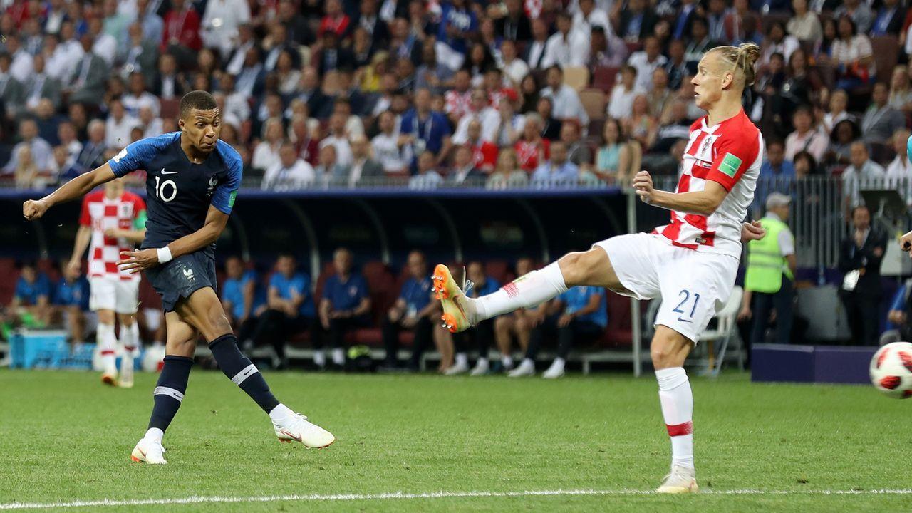 Croatien Frankreich