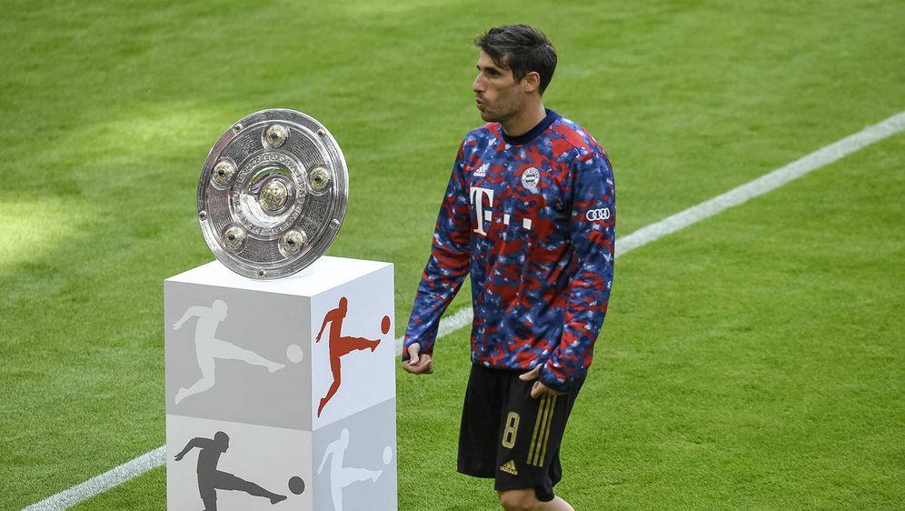 Javi Martinez steht vor einem Wechsel nach Katar. - Bildquelle: hangenfoto.com / Martin Hangen