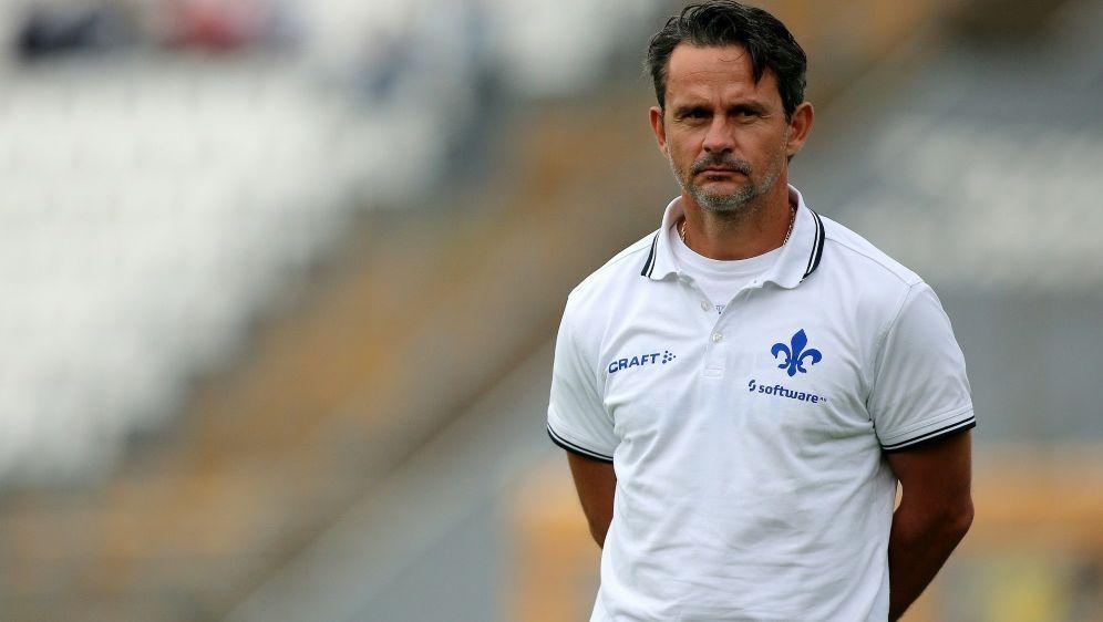 Dirk Schuster wird neuer Trainer bei Erzgebirge Aue - Bildquelle: FIROFIROSID
