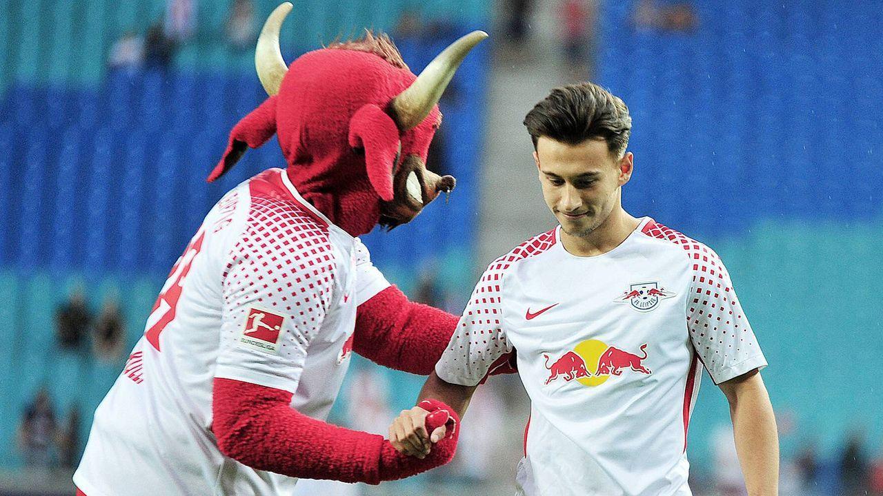 RB Leipzig trickste beim Transfer des U16-Spielers Nicolas Kühn  - Bildquelle: imago