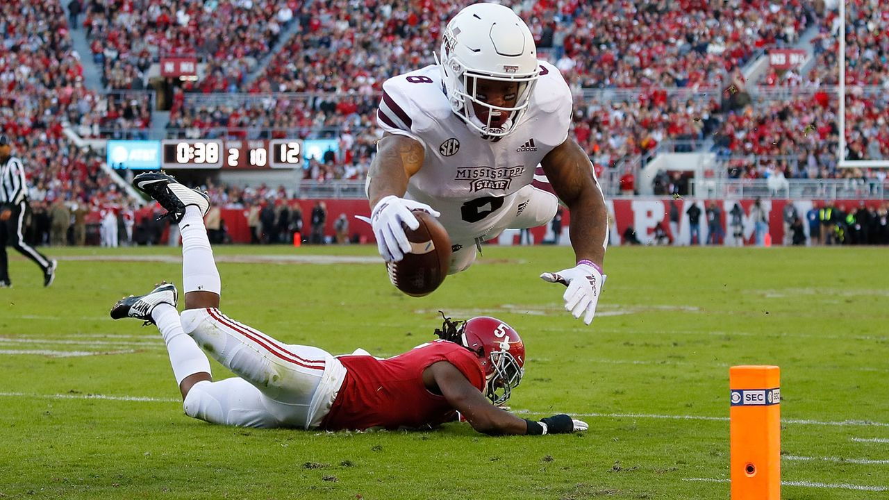 Kylin Hill (Mississippi State) - Bildquelle: Getty Images