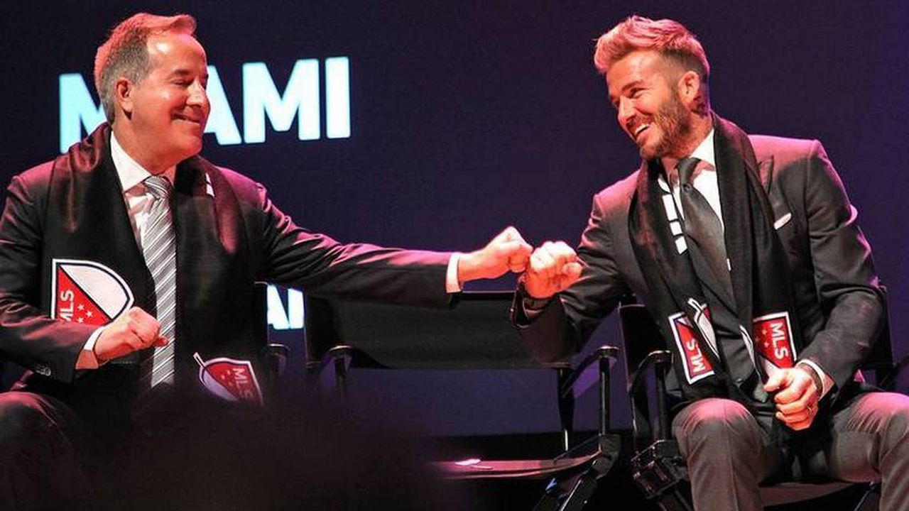 Inter Miami: David Beckhams Fußball-Projekt - Bildquelle: imago images/ZUMA Press