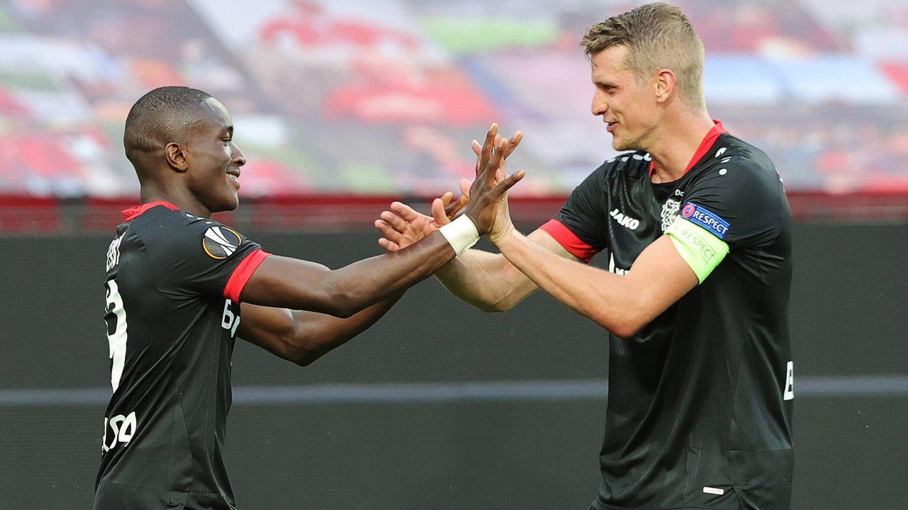Bayer Leverkusen Heim-Trikot 2020/21 - Bildquelle: 2020 Bayer Leverkusen Shop