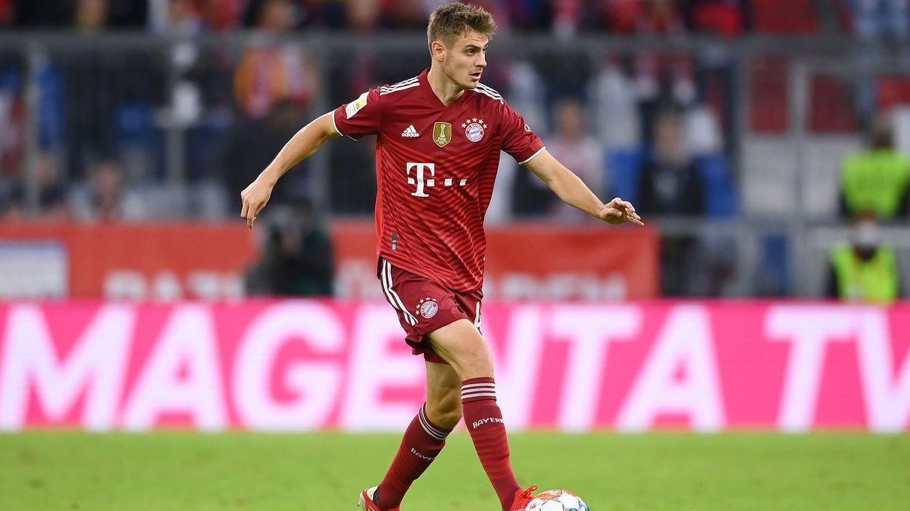 Josip Stanisic (FC Bayern München) - Bildquelle: Getty Images