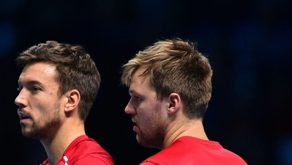 Krawietz und Mies scheitern im Viertelfinale - Bildquelle: AFPSIDGLYN KIRK