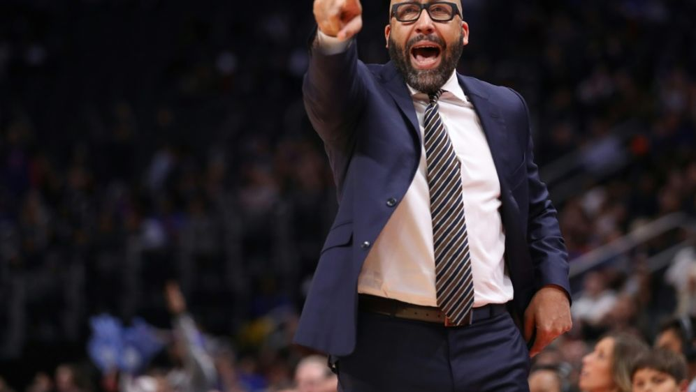 Aus für Fizdale bei den Knicks - Bildquelle: AFPGETTY SIDGregory Shamus
