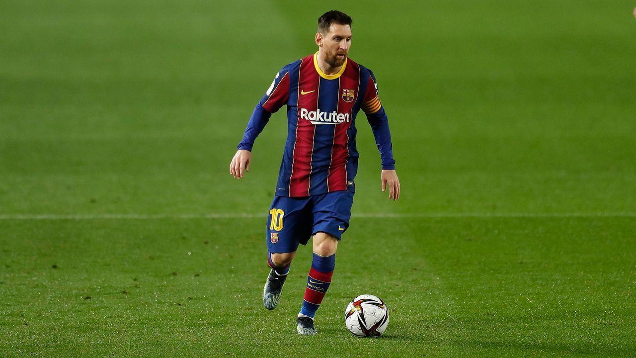 Lionel Messi - Bildquelle: imago images/AFLOSPORT