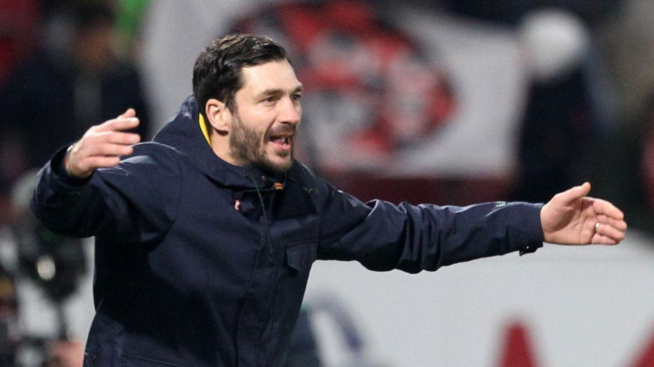 Sandro Schwarz (Mainz 05, Trennung am 10. November 2019) - Bildquelle: imago images/Thomas Frey
