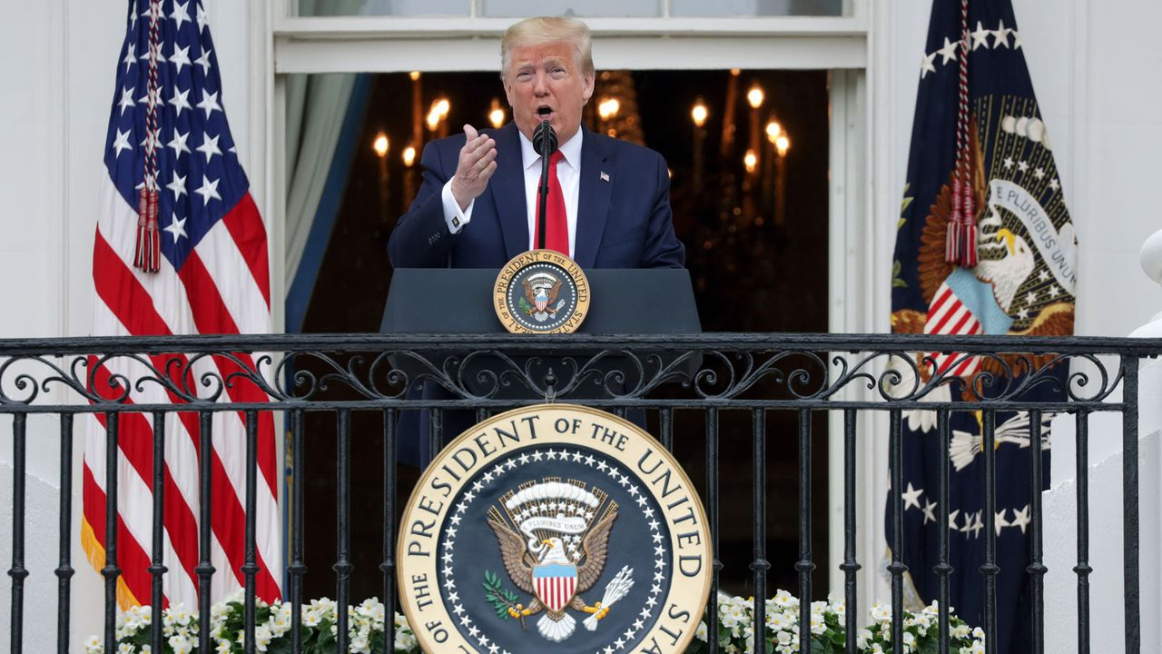 Trumps - Bildquelle: Getty Images