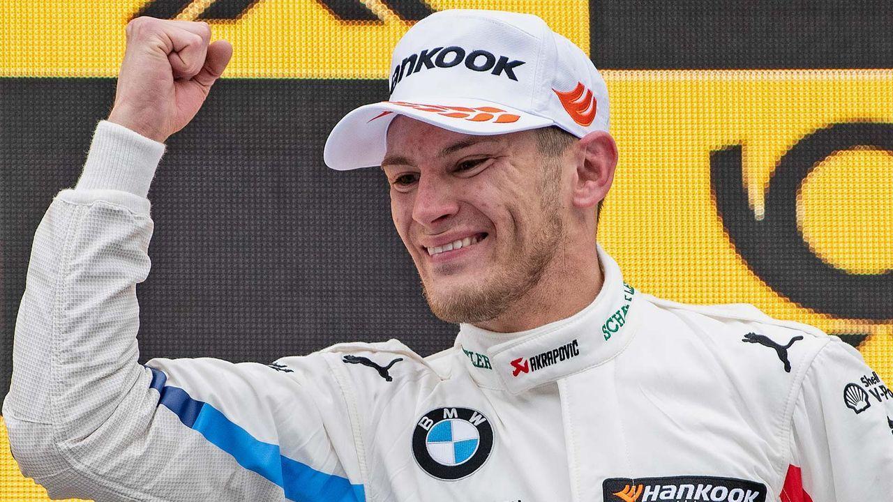 Marco Wittmann (BMW Team RMG)  - Bildquelle: getty