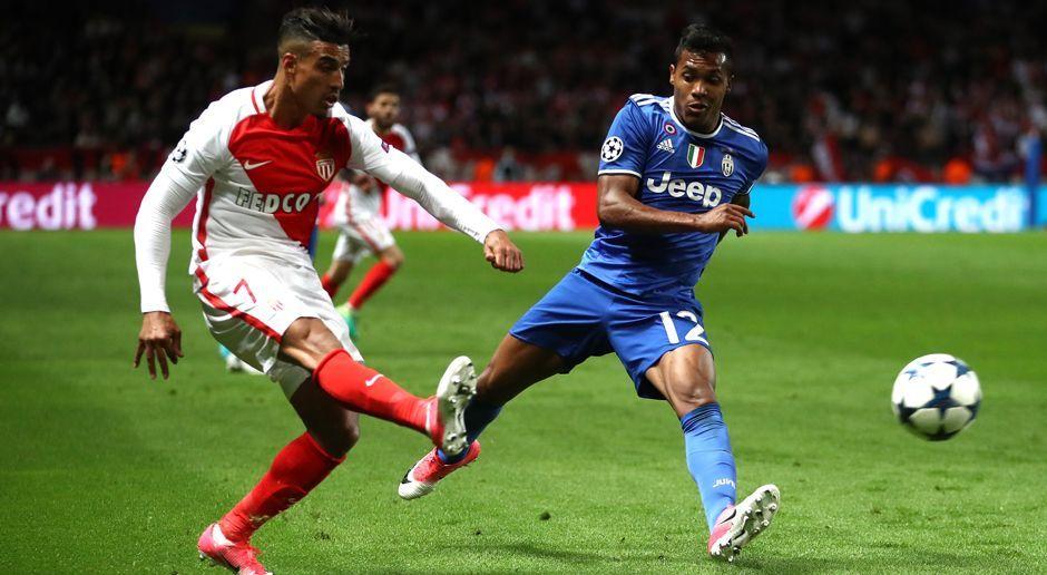 Juventus Turin Vs Monaco