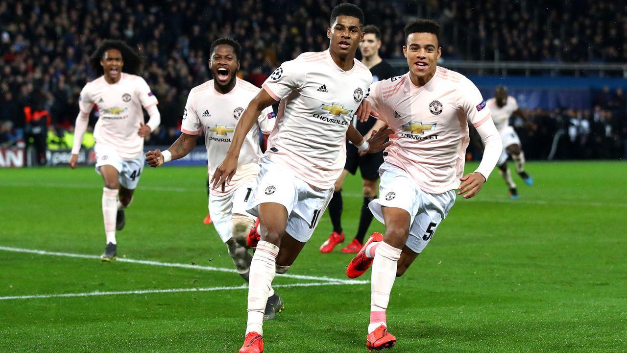 Platz 2 - Manchester United - Bildquelle: 2019 Getty Images