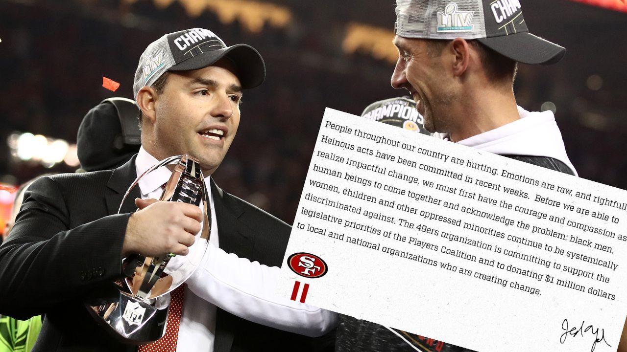 San Francisco 49ers CEO Jed York - Bildquelle: 2020 Getty Images