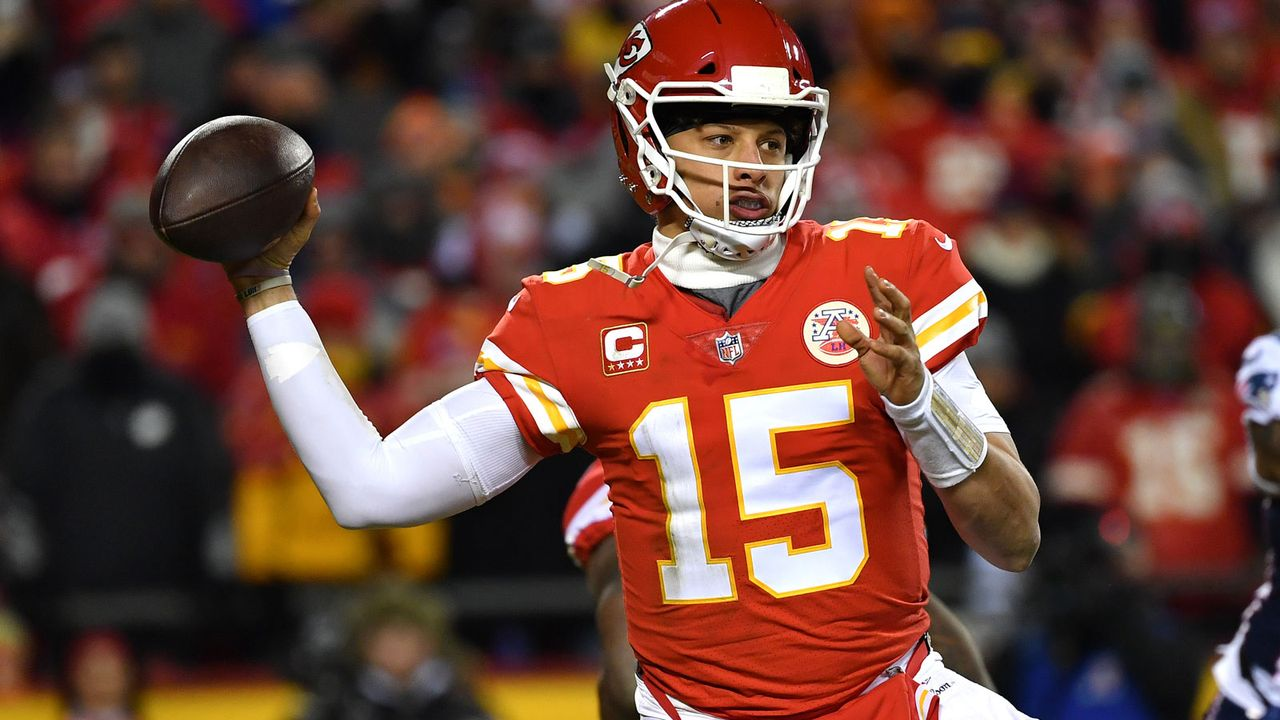 6 - Kansas City Chiefs - Bildquelle: 2019 Getty Images