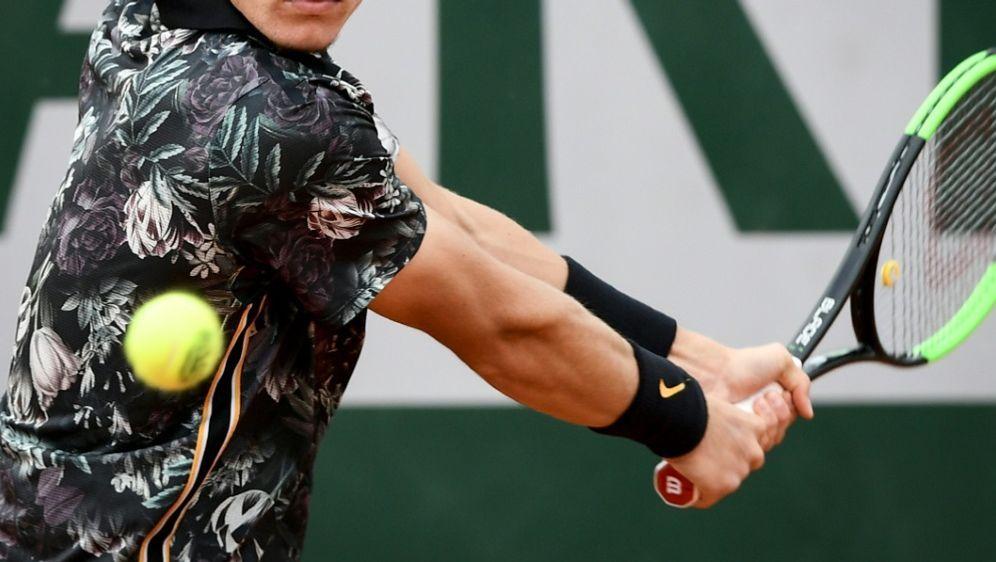 Molleker muss weiter auf seine Wimbledon-Premiere warten - Bildquelle: AFPSIDPHILIPPE LOPEZ