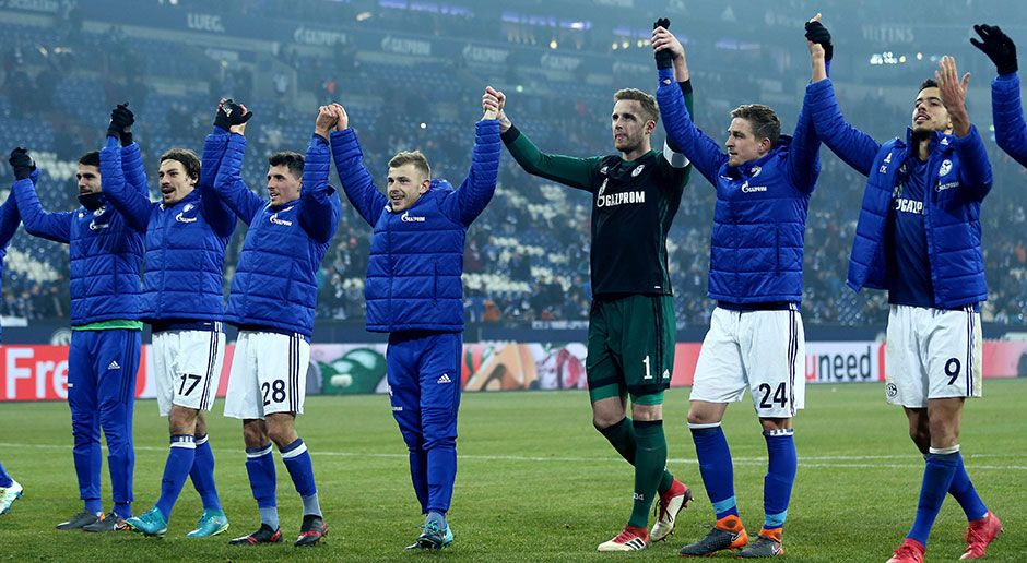 6. Schalke 04 - Bildquelle: 2018 Getty Images