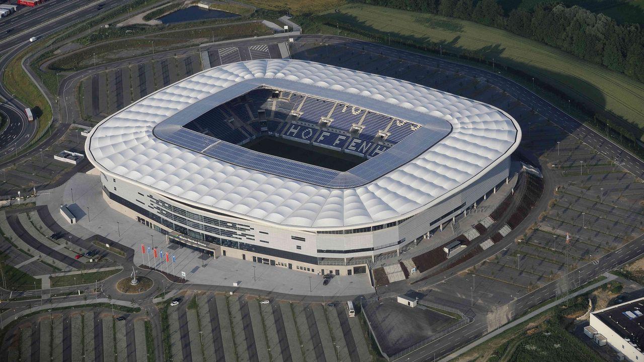 TSG 1899 Hoffenheim - Bildquelle: imago sportfotodienst