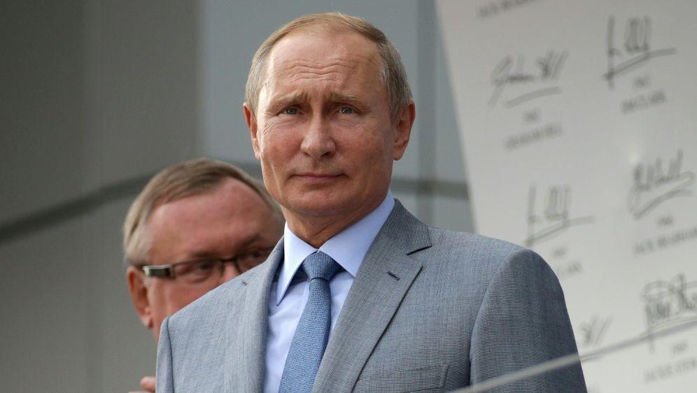 Russische Regierung bedauert drohende Olympiasperre - Bildquelle: PIXATHLONPIXATHLONSID