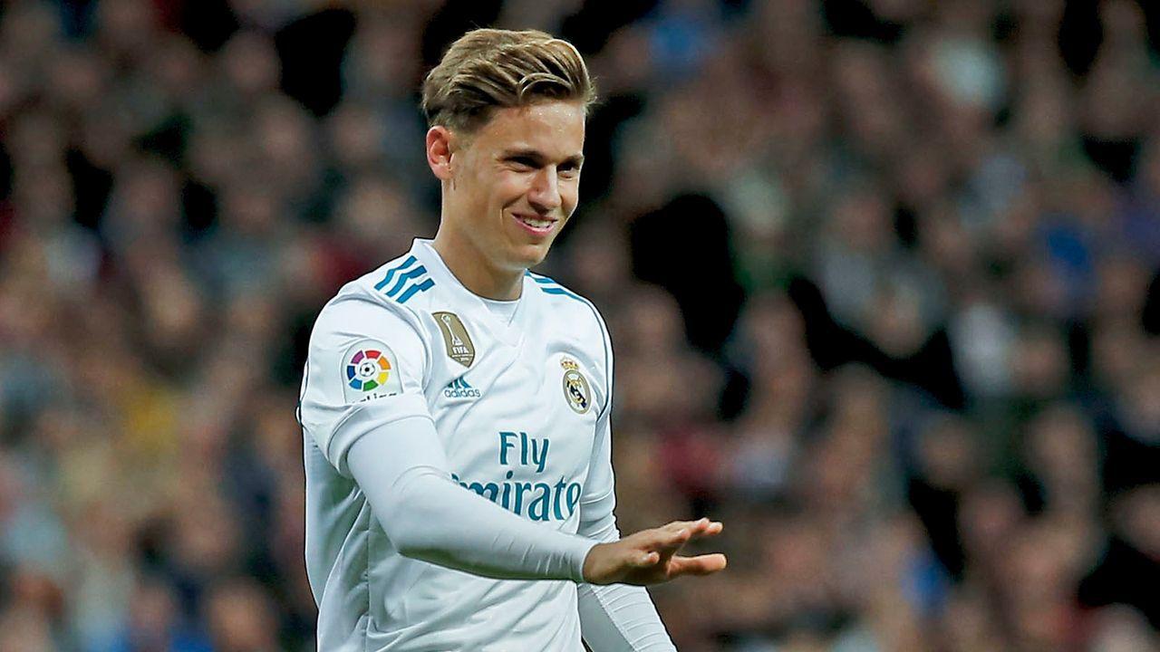 Marcos Llorente (Atletico Madrid) - Bildquelle: 2017 Getty Images