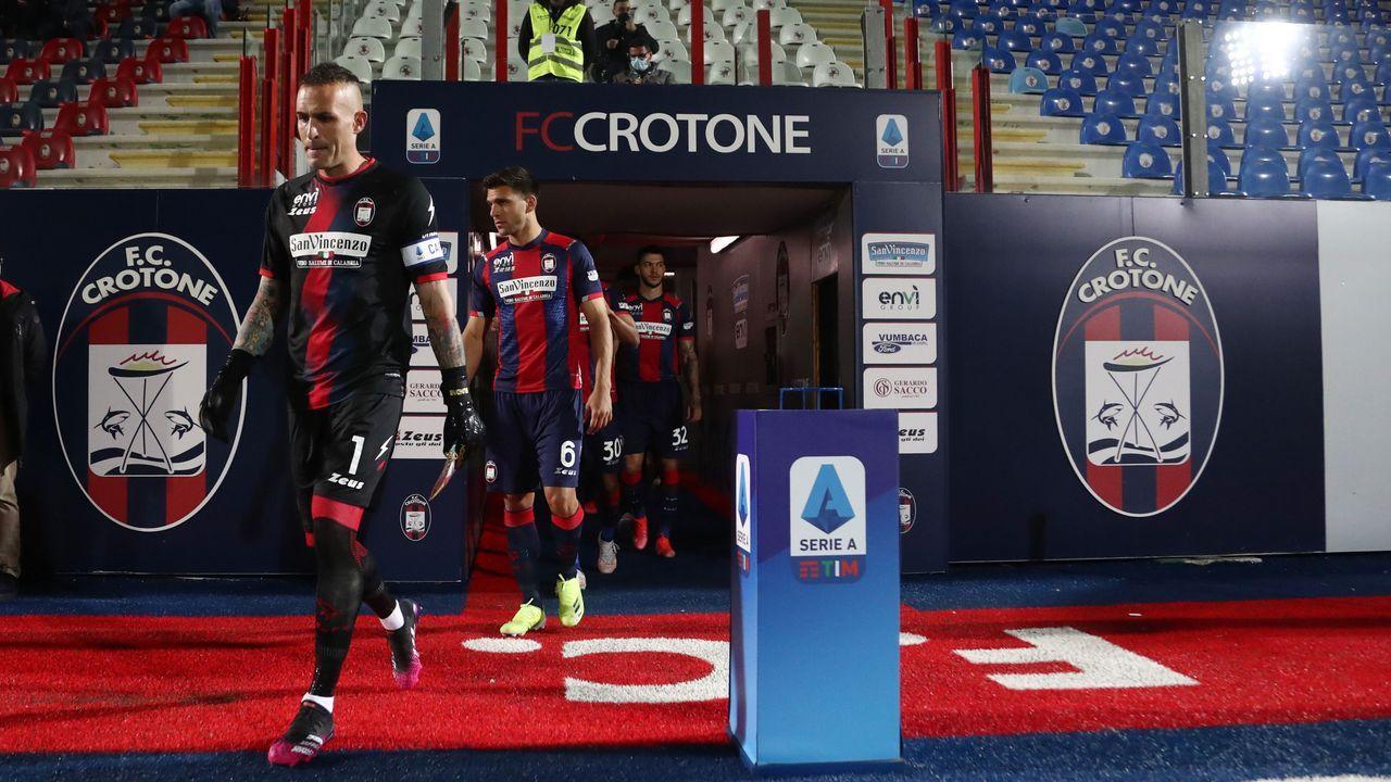 FC Crotone (Italien /Serie A) - Bildquelle: 2021 Getty Images