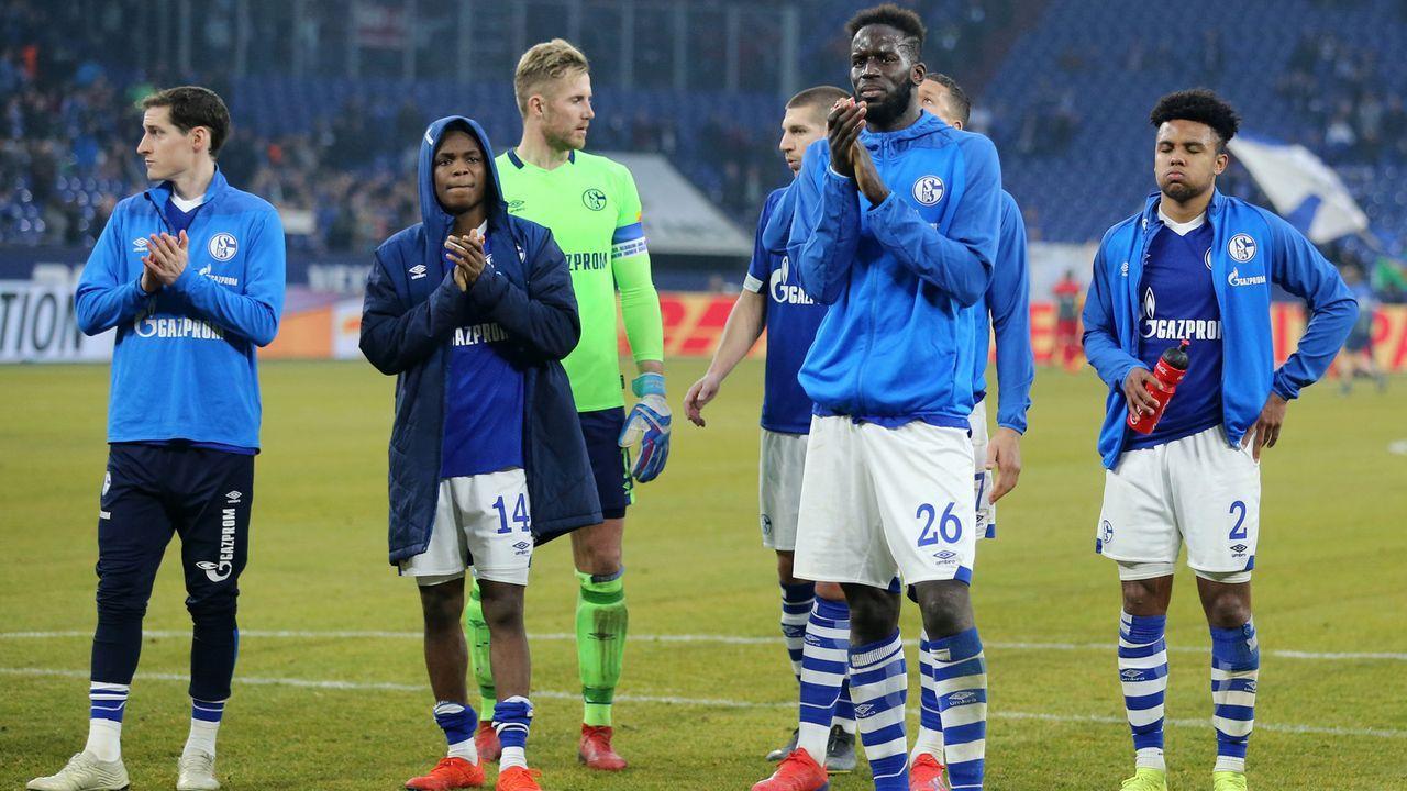 2. Platz: FC Schalke 04 - Bildquelle: 2019 Getty Images