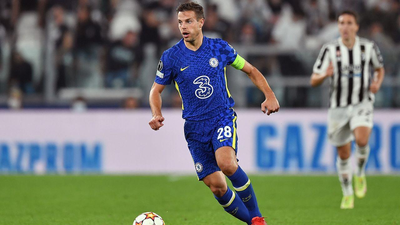 Cesar Azpilicueta (FC Chelsea) - Bildquelle: 2021 Getty Images